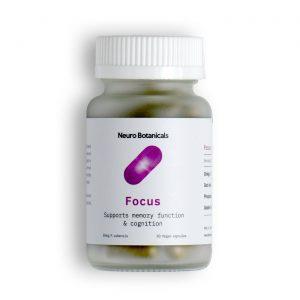 Neuro BotanicalsFocus Microdose capsules
