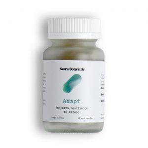 Neuro Botanicals Adapt microdose capsules